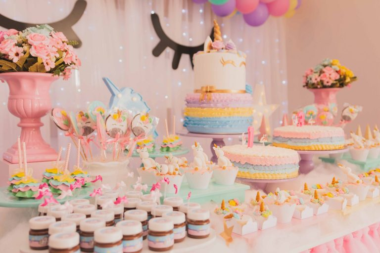 Top 5 Most Popular Party Themes for Girls